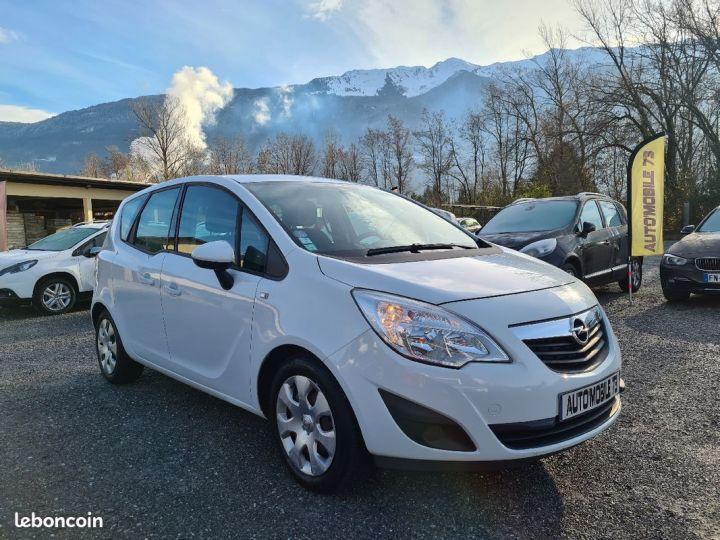 Opel MERIVA 1.4 twinport 100 enjoy 09/2011 REGULATEUR BLUETOOTH  - 3