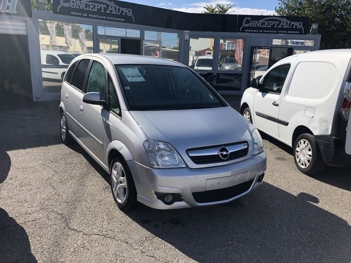 Opel MERIVA GRIS METAL Occasion - 1