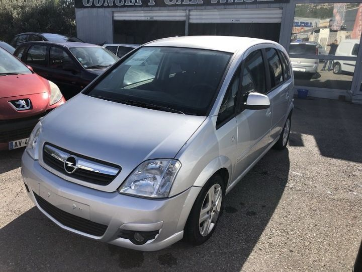 Opel MERIVA GRIS METAL Occasion - 2