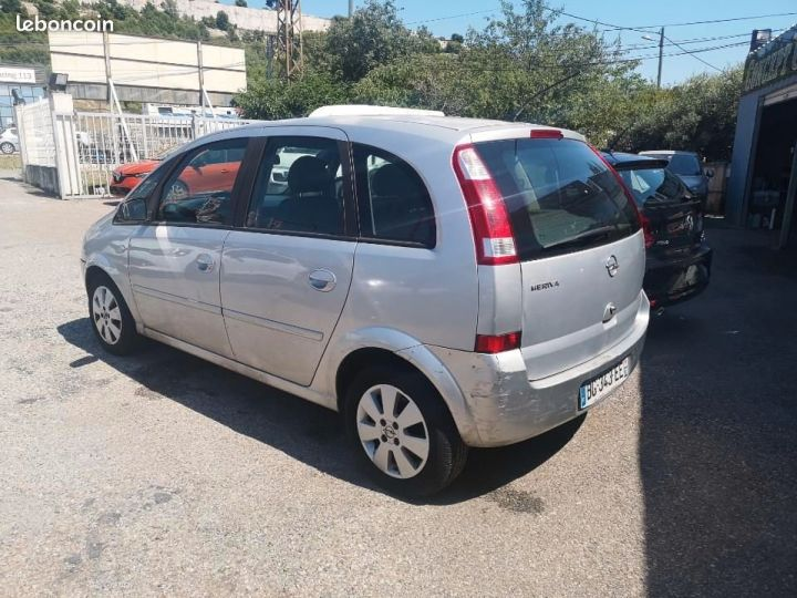 Opel MERIVA GRIS METAL Occasion - 4