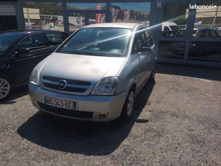 Opel Meriva Gris Occasion - 2