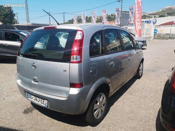 Opel Meriva Gris Occasion - 4
