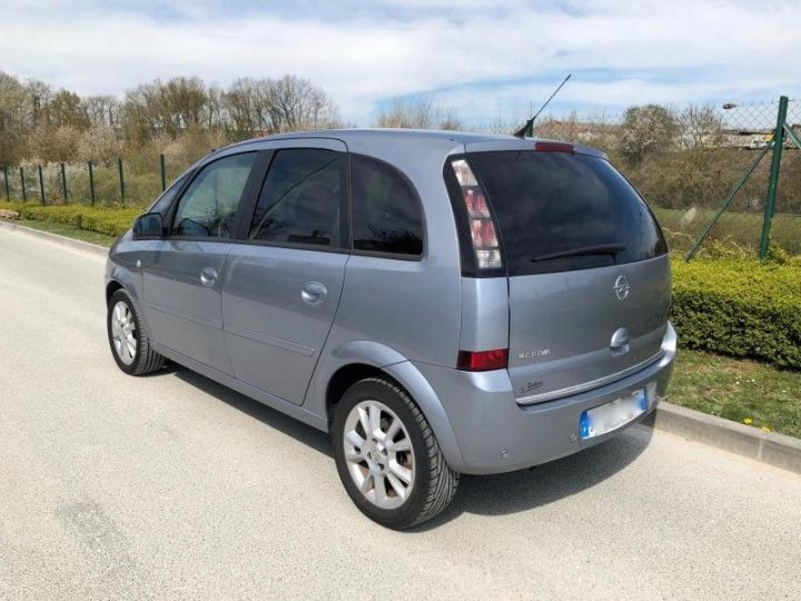 Opel MERIVA 16 TWINPORT 105 COSMO Gris Occasion - 2