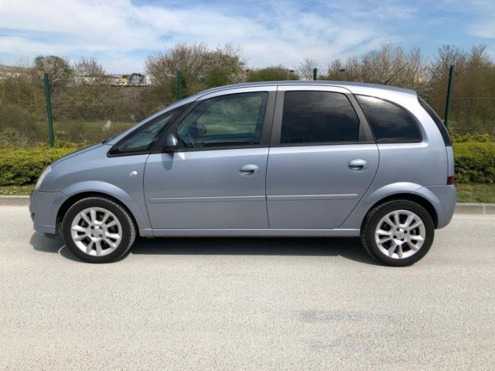 Opel MERIVA 16 TWINPORT 105 COSMO Gris Occasion - 4