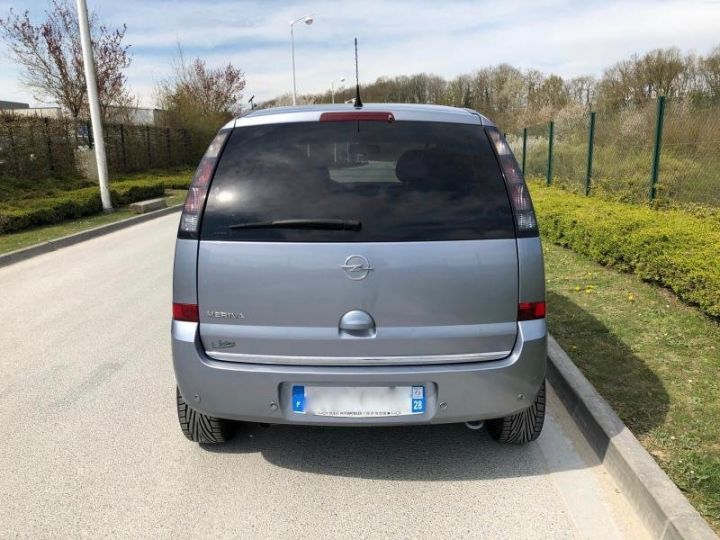 Opel MERIVA 16 TWINPORT 105 COSMO Gris Occasion - 5