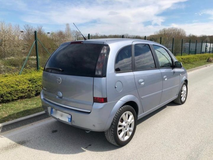 Opel MERIVA 16 TWINPORT 105 COSMO Gris Occasion - 7