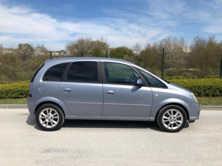 Opel MERIVA 16 TWINPORT 105 COSMO Gris Occasion - 8