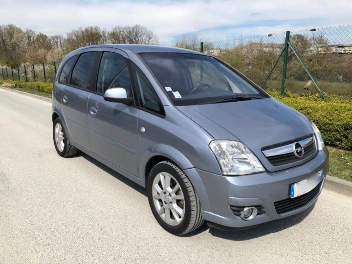 Opel MERIVA 16 TWINPORT 105 COSMO Gris Occasion - 9