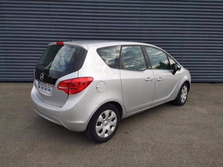 Opel MERIVA 2 1.4 TWINPORT 100 EDITION Gris Occasion - 6