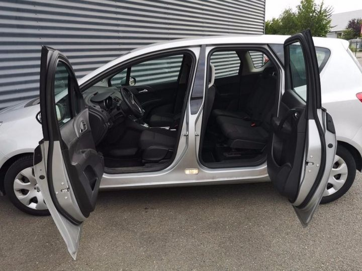 Opel MERIVA 2 1.4 TWINPORT 100 EDITION Gris Occasion - 7