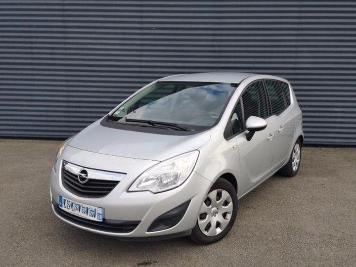 Opel MERIVA 2 1.4 TWINPORT 100 EDITION 42 500 km I Gris Occasion - 1