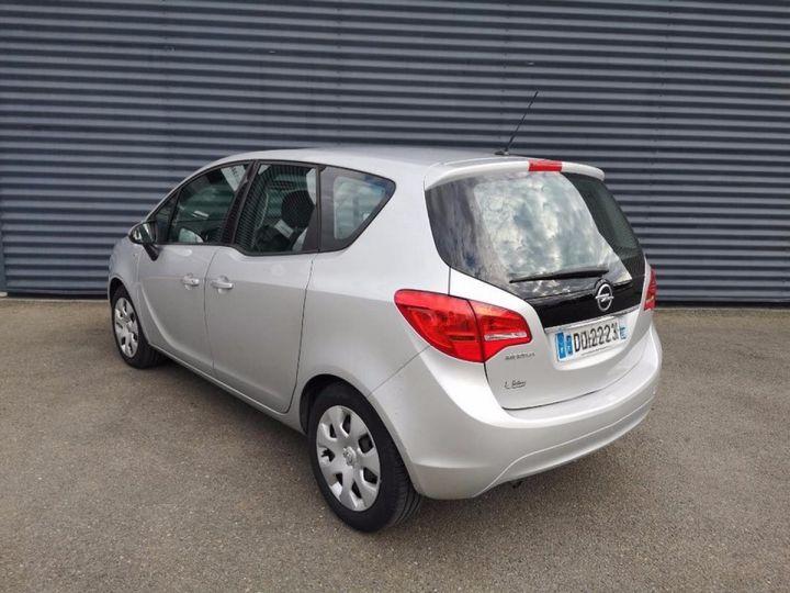Opel MERIVA 2 1.4 TWINPORT 100 EDITION 42 500 km I Gris Occasion - 2