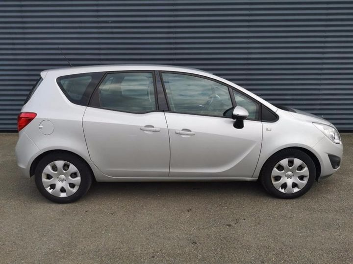 Opel MERIVA 2 1.4 TWINPORT 100 EDITION ii Gris Occasion - 5