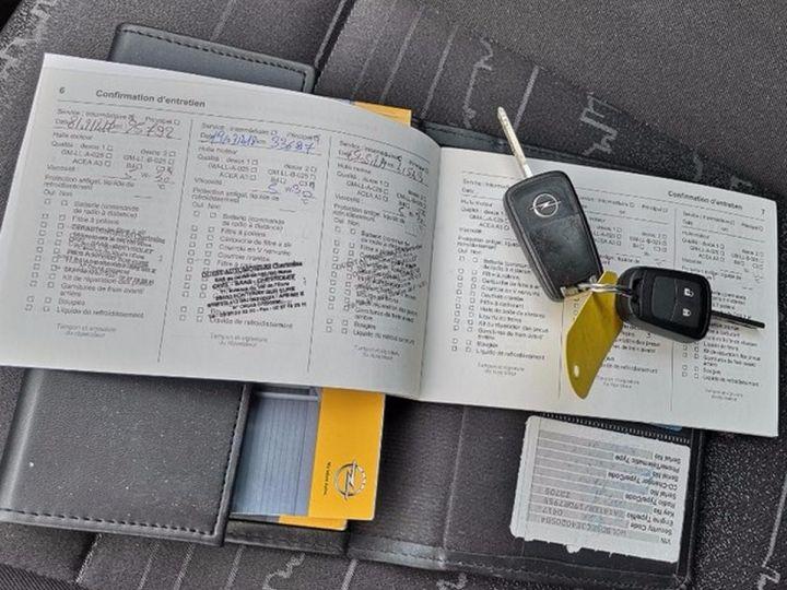 Opel MERIVA 2 1.4 TWINPORT 100 EDITION ii Gris Occasion - 8
