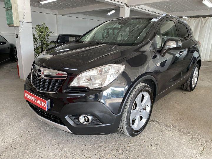 Opel MOKKA 1.6 115CH EDITION START&STOP 4X2 Noir - 1