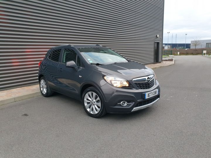 Opel MOKKA 1.7 cdti 130 cosmo pack 4x2 bv6 Gris Occasion - 2