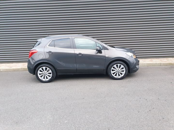 Opel MOKKA 1.7 cdti 130 cosmo pack 4x2 bv6 Gris Occasion - 3