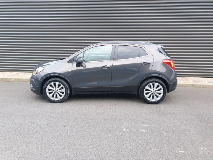 Opel MOKKA 1.7 cdti 130 cosmo pack 4x2 bv6 Gris Occasion - 4