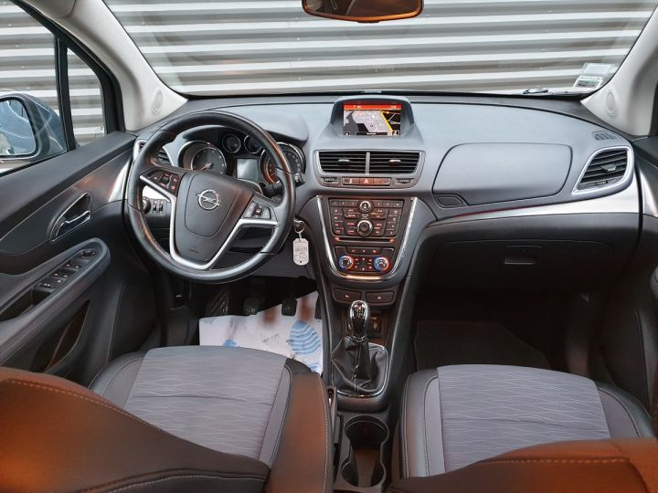 Opel MOKKA 1.7 cdti 130 cosmo pack 4x2 bv6 Gris Occasion - 5