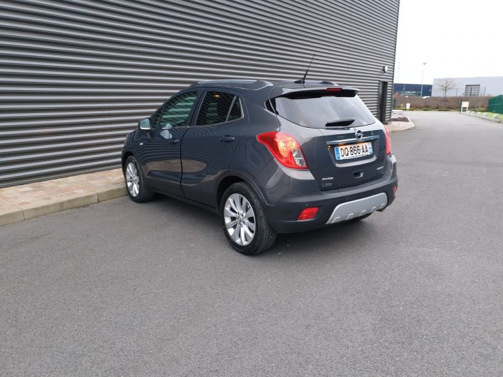 Opel MOKKA 1.7 cdti 130 cosmo pack 4x2 bv6 i Gris Occasion - 18