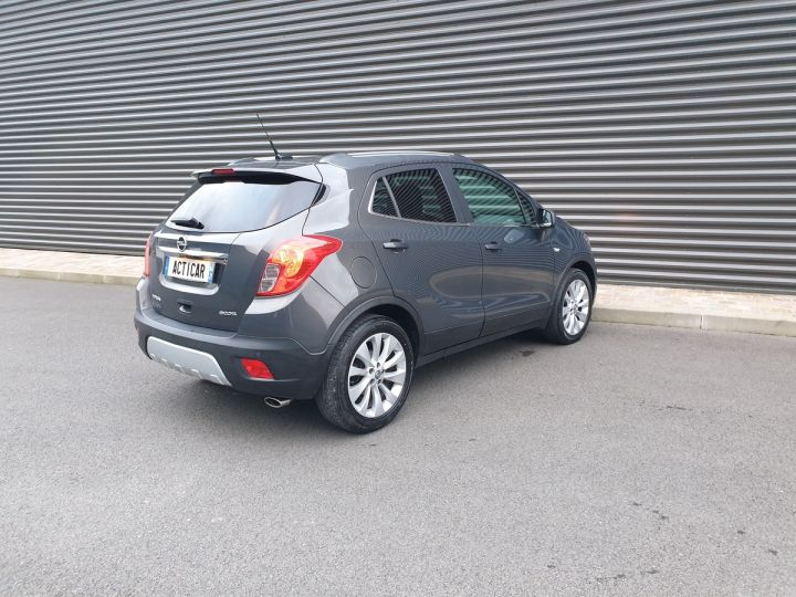 Opel MOKKA 1.7 cdti 130 cosmo pack 4x2 bv6 i Gris Occasion - 19
