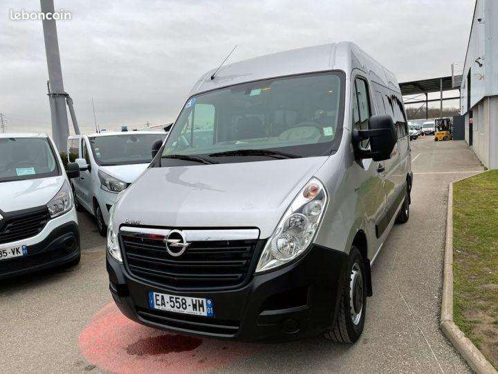 Opel Movano 145cv l2h2 TPMR 9 places  - 2