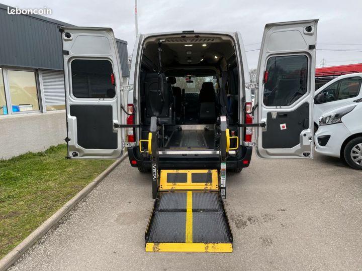 Opel Movano 145cv l2h2 TPMR 9 places  - 8