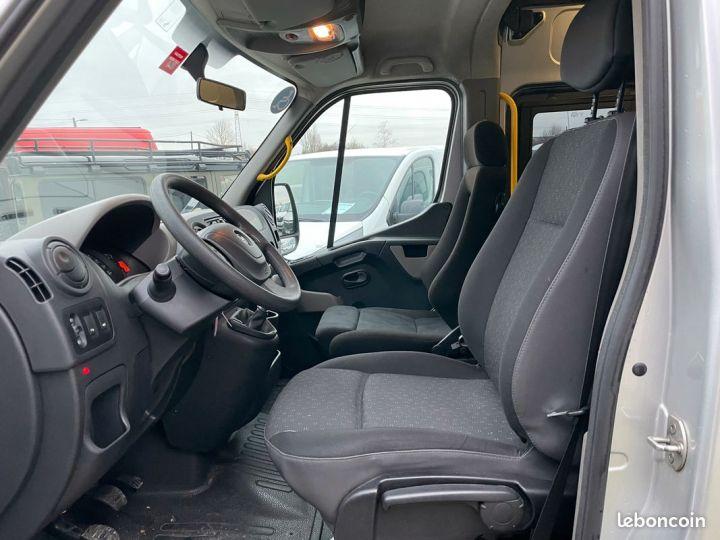 Opel Movano 145cv l2h2 TPMR 9 places  - 10