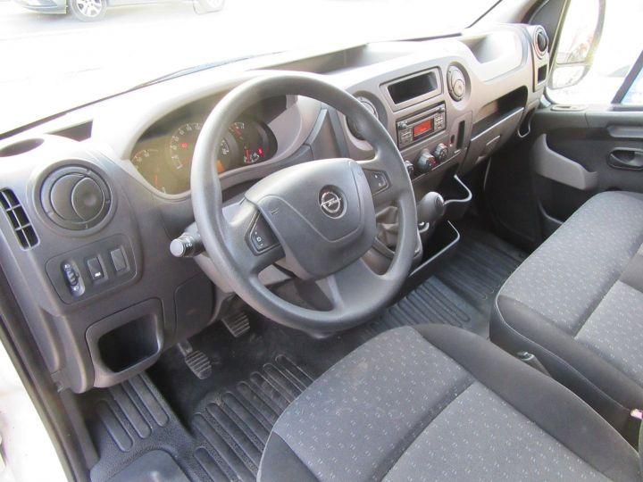 Opel Movano F3500 L2H2 2.3 CDTI 125 Blanc - 2