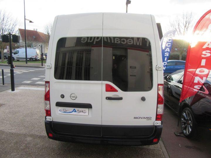 Opel Movano F3500 L2H2 2.3 CDTI 125 Blanc - 7
