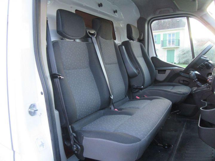 Opel Movano F3500 L2H2 2.3 CDTI 125 Blanc - 10