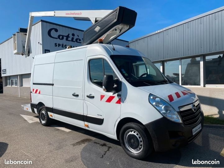 Opel Movano l2h2 2.3 cdti 125cv nacelle Time France  - 1