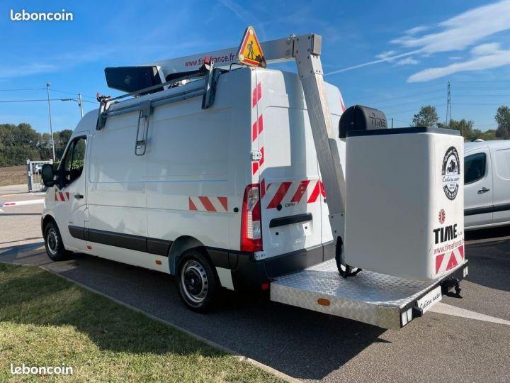 Opel Movano l2h2 2.3 cdti 125cv nacelle Time France  - 3