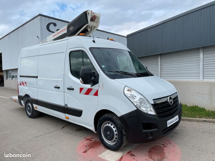 Opel Movano l2h2 nacelle Time France  - 1