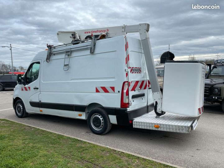 Opel Movano l2h2 nacelle Time France  - 3