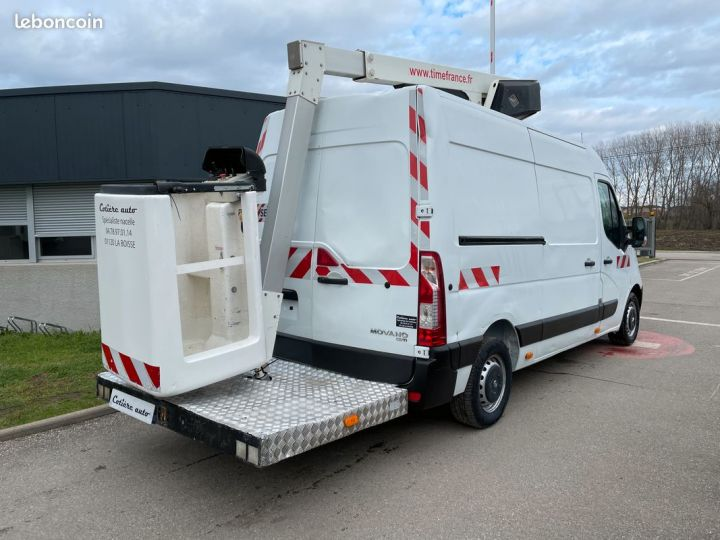 Opel Movano l2h2 nacelle Time France  - 4
