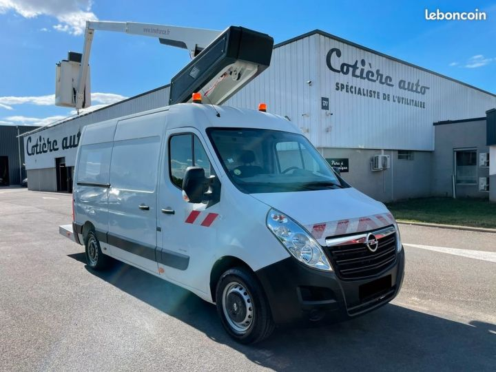 Opel Movano l2h2 nacelle Time France 1340h  - 1