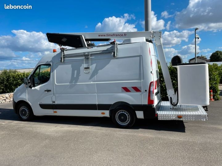 Opel Movano l2h2 nacelle Time France 1340h  - 4