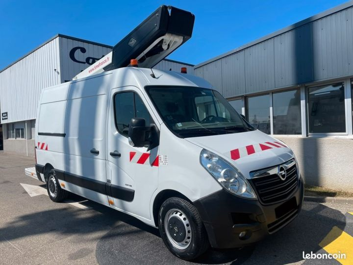 Opel Movano l2h2 nacelle Time France 3 places  - 1