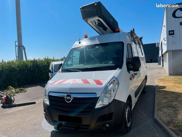 Opel Movano l2h2 nacelle Time France 3 places  - 2