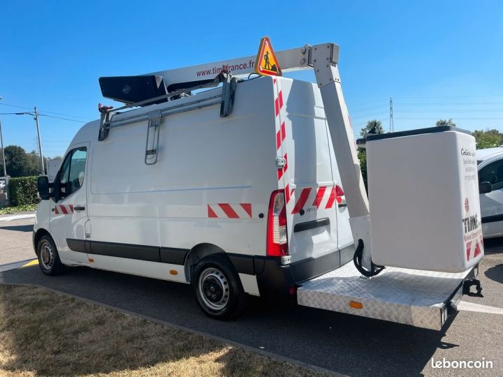 Opel Movano l2h2 nacelle Time France 3 places  - 3