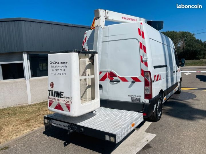 Opel Movano l2h2 nacelle Time France 3 places  - 5