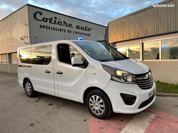 Opel Vivaro 1.6 cdti 115cv l1h1 ambulance  - 1