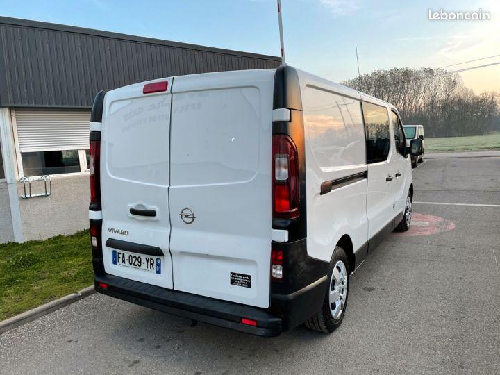 Opel Vivaro 6 places cabine approfondie 2018  - 3