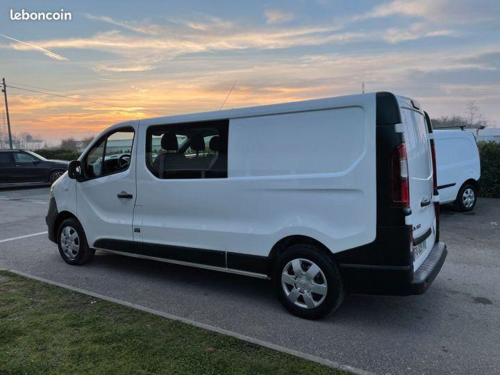 Opel Vivaro 6 places cabine approfondie 2018  - 4