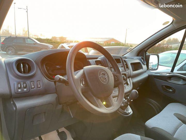 Opel Vivaro 6 places cabine approfondie 2018  - 7