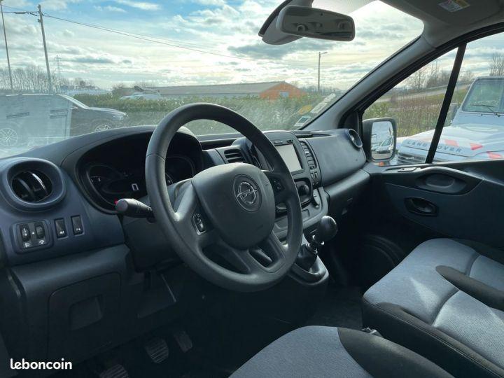 Opel Vivaro Bi-turbo 125cv 9 places 2016 PRIX HT  - 7