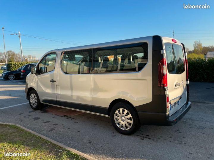 Opel Vivaro biturbo l2h1 9 places 2017  - 3