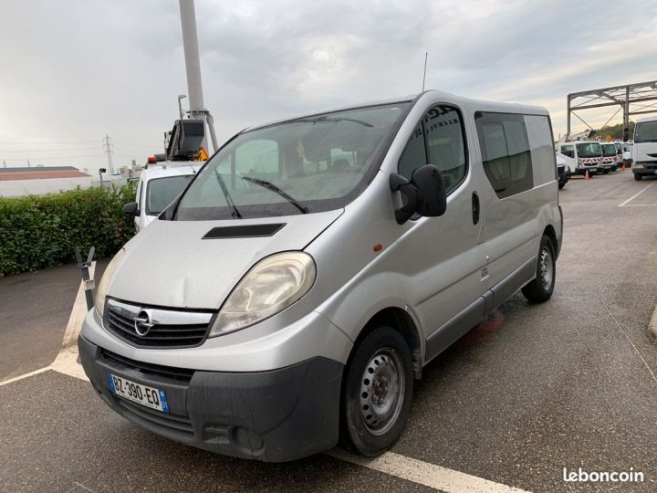 Opel Vivaro l1h1 6 places  - 5