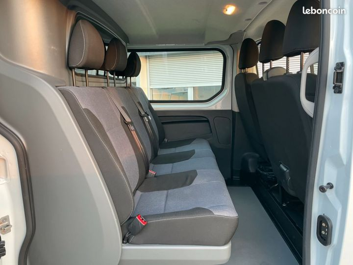 Opel Vivaro l2h1 cabine approfondie 57.000km  - 5
